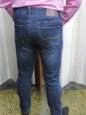 The Joker Shoppe Mensland - Super Stretch Navy Jeans