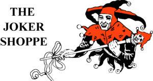 The Joker Shoppe Mensland - Logo